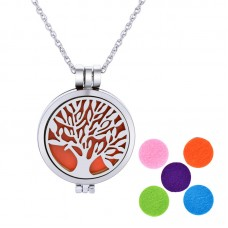 Fashion Jewelry Made In China Wholesale Oil Diffuser Necklace Pendant