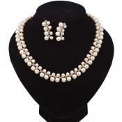 Pearl Jewelry Set (26)